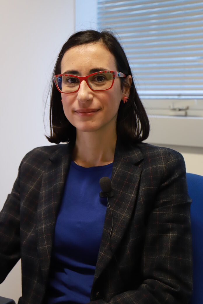 UniCam, Luisa De Vivo vince il Career Development Award