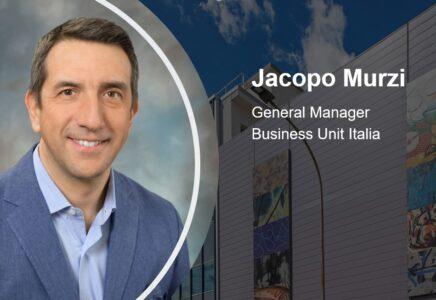 Alfasigma: è Jacopo Maria Murzi il nuovo General Manager