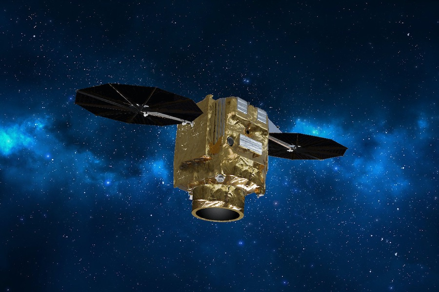 I satelliti Pléiades Neo arrivano a Kourou per il lancio