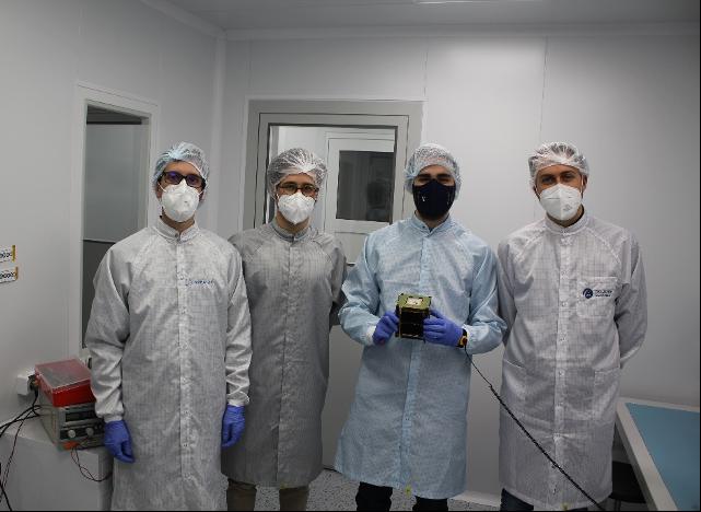 SIMBA il satellite sviluppato da studenti Sapienza che monitora il comportamento degli animali