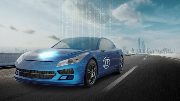 ZF ad Auto Shanghai 2021: intelligenza alla guida dei veicoli software-defined