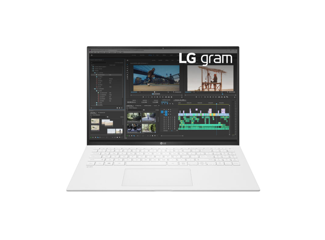 LG Electronics annuncia la disponibilità in Italia dellagamma 2021 di notebook ultraleggeri della serie LG gram