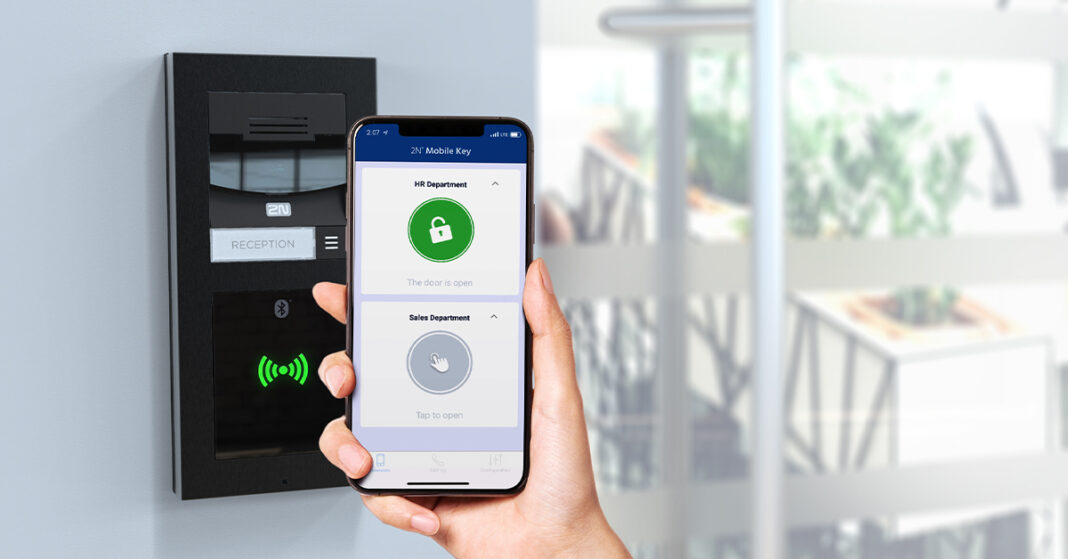 2N lancia WaveKey, la tecnologia di accesso mobile Bluetooth più veloce sul mercato