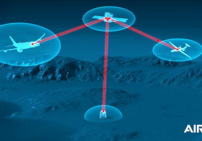 Airbus e TNO svilupperanno un terminale di comunicazione laser per aeromobili