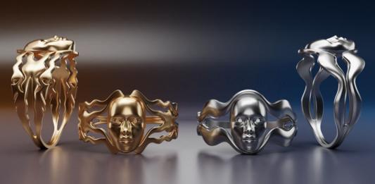Gioielli personalizzati in stampa 3D nati dai vecchi cellulari al Politecnico