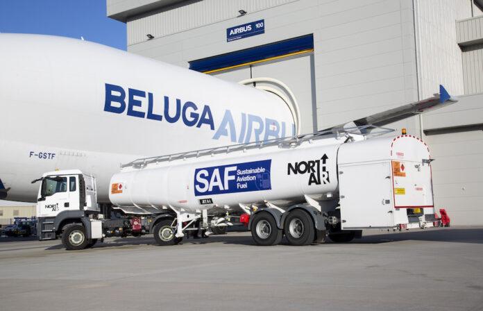 Airbus riduce ulteriormente l'impatto ambientale della sua flotta Beluga