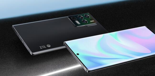 ZTE presenta l'Axon 30 Ultra: il nuovo Smartphone Flagship con telecamera Trinity