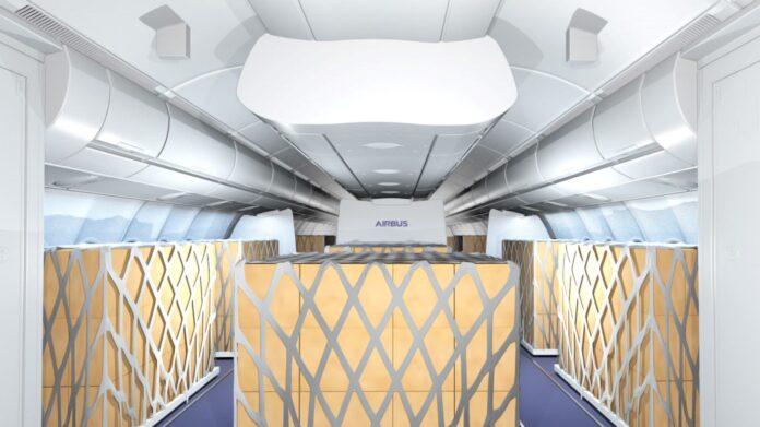 Airbus e Lufthansa Technik partner per offrire soluzioni temporanee