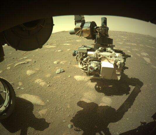 I cuscinetti SKF aiutano il rover su Marte