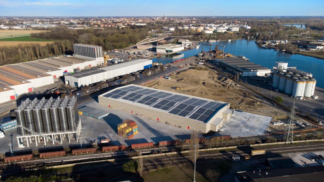 Katoen Natie, colosso belga della logistica sceglie la sostenibilità anche in Italia