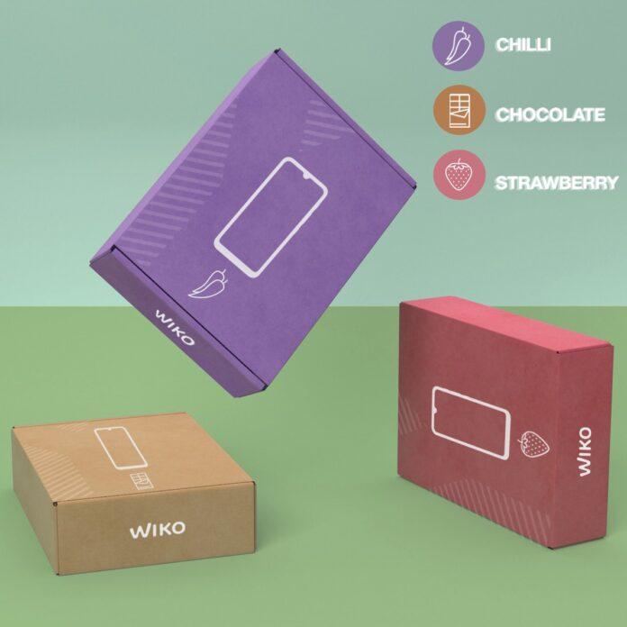 Wiko #LetsEatIt: il nuovo packaging commestibile in edizione limitata
