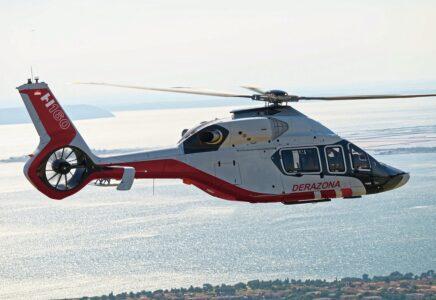 Derazona sarà il primo operatore asiatico dell'Airbus H160