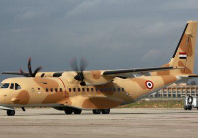 Airbus firma un importante contratto di supporto integrato con l'Egitto per il C295