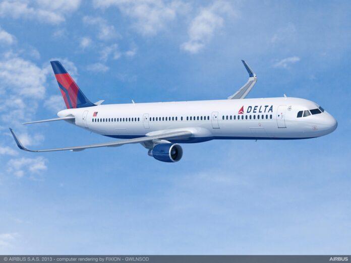 Delta Air Lines ordina altri 25 Airbus A321neo