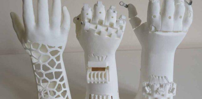 Le protesi del futuro stampate in 3D