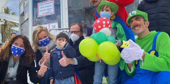 AXA Italia realizza 17 desideri per i bambini di Make-A-Wish® Italia