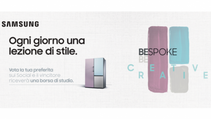 "Samsung ""BESPOKE – BeCreative"", arriva a Pomigliano D'Arco"
