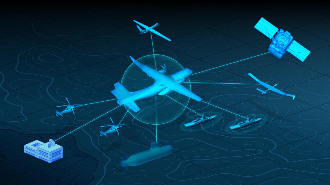 Airbus dimostra il sistema di missione C295 FITS gestito da equipaggi a terra