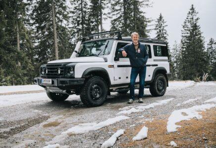 INEOS Grenadier promosso a pieni voti nei test sulle Alpi