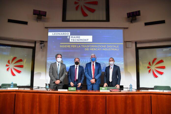 Maire Tecnimont e Leonardo: alleanza strategica per la realizzazione di impianti industriali