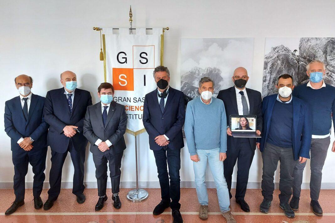 Gran Sasso Science Institute e Thales Alenia Space Italia insieme per le Tecnologie Quantistiche