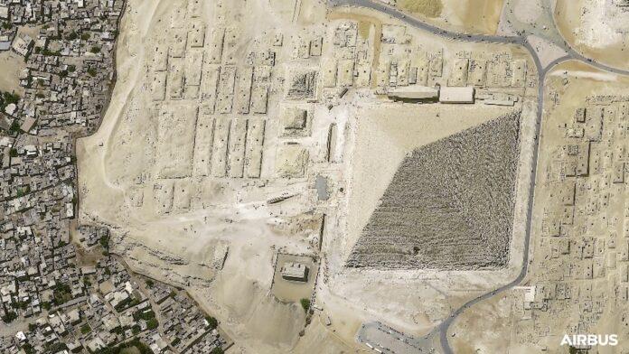 Prime immagini dettagliate dal satellite Pléiades Neo 3