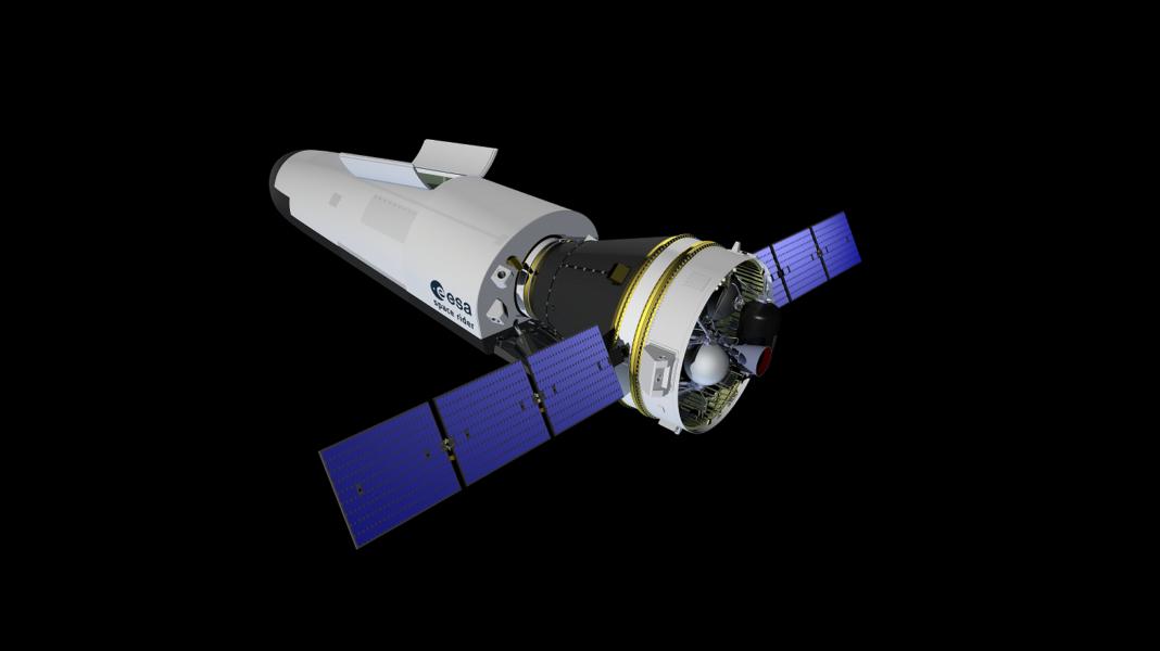 ESA Space Rider: SITAEL tra i partner della missione