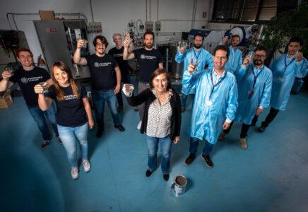 Politecnico di Milano e OHB insieme per produrre acqua sulla Luna