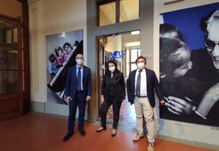 Università degli Studi di Camerino: protocollo di intesa con Andrea Bocelli Foundation