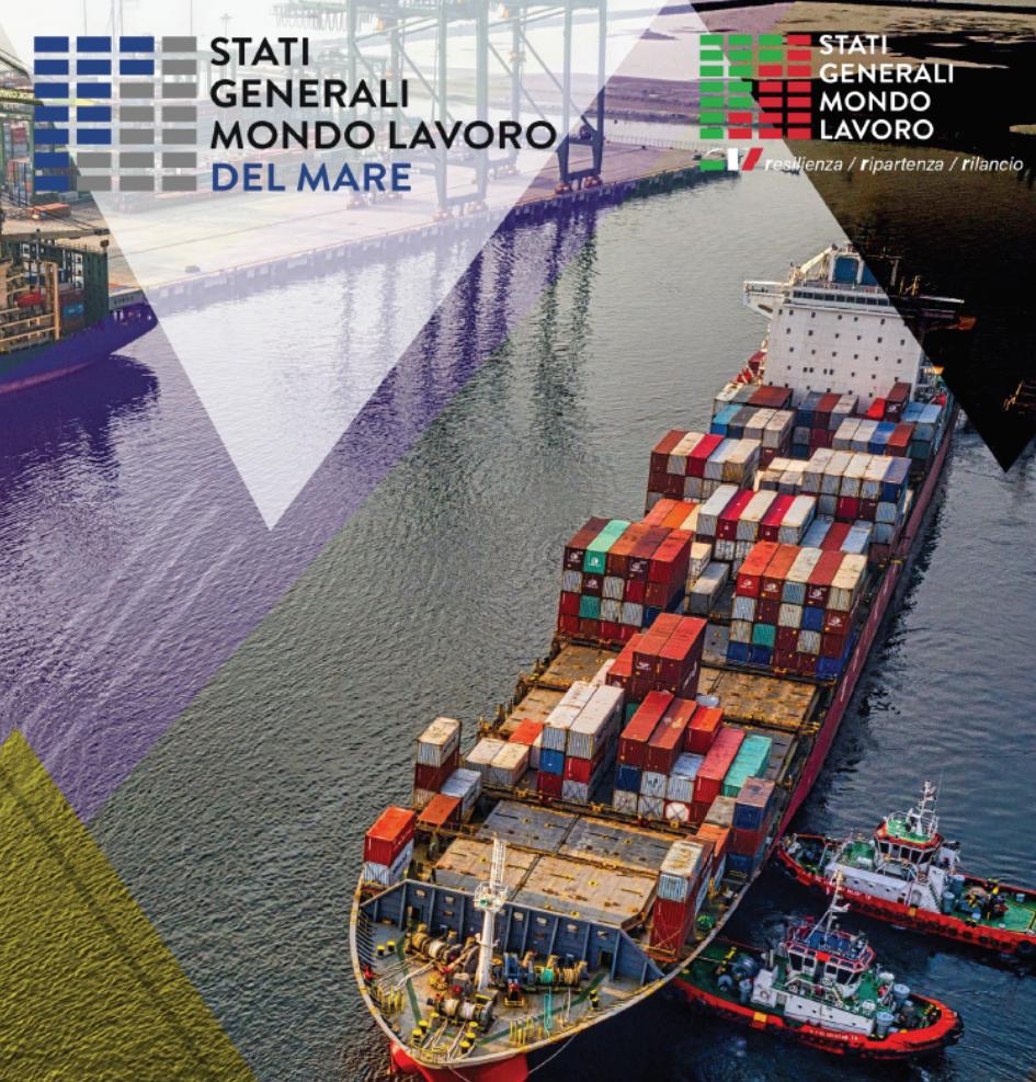 Al via da Genova gli Stati Generali Mondo Lavoro del MARE