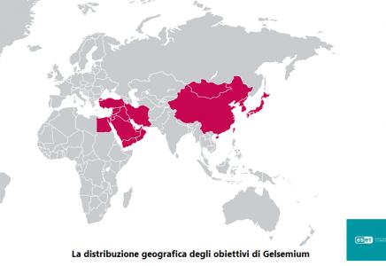 ESET rileva l'ultima versione di Gelsemium