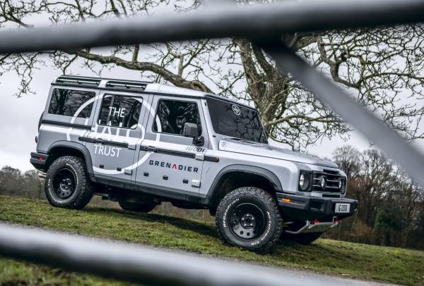 INEOS Automotive e The HALO Trust nello sviluppo del Grenadier