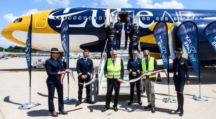 LUKE AIR PRESENTA IL NUOVO AIRBUS A330-200 DEDICATO AI VOLI DI LUNGO RAGGIO