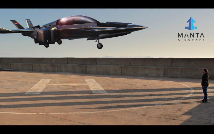 Manta Aircraft sigla accordo con l'acceleratore SkyGate per la certificazione EASA