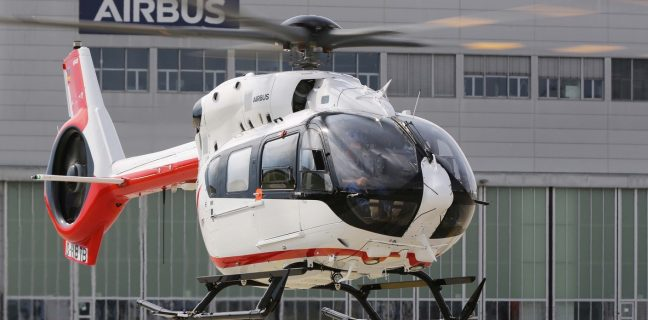 SAF ordina tre Airbus H145 per missioni EMS in Francia