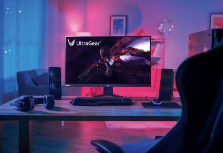LG Electronics annuncia la disponibilità in Italia dei nuovi monitor per il gaming