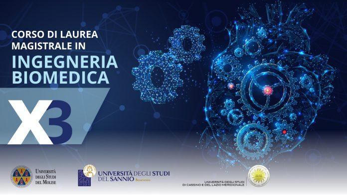 UniSannio: al via ingegneria biomedica con con gli atenei del Molise e di Cassino