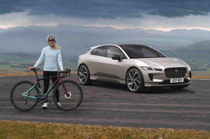 Jaguar I-PACE completa la sfida dell'