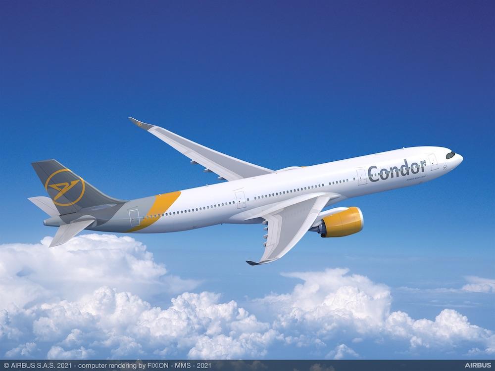Condor sceglie l'Airbus A330neo per la modernizzazione della flotta