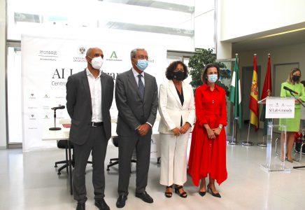 Minsait, l'Università di Granada e Google Cloud creano uno dei centri di Intelligenza Artificiale più avanzati d'Europa
