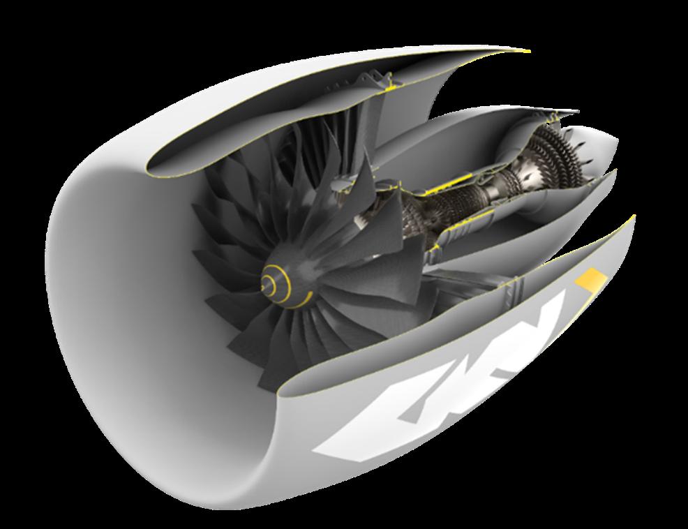 GKN Aerospace guida un nuovo progetto nazionale svedese sulla propulsione a idrogeno