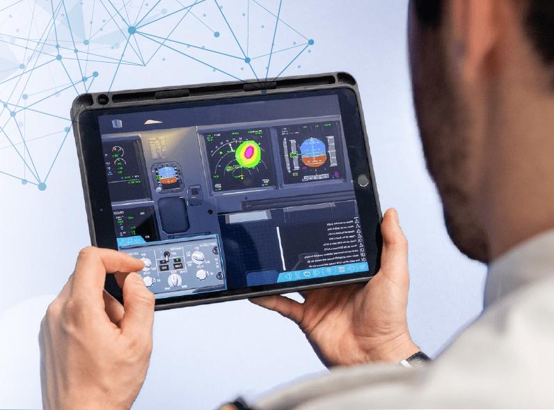 Airbus lancia MATe, un servizio di formazione per piloti basato su cloud