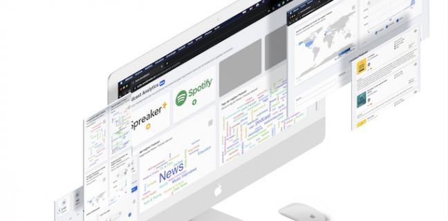 Podcast Analytics di Maxfone per misurare i Big Data
