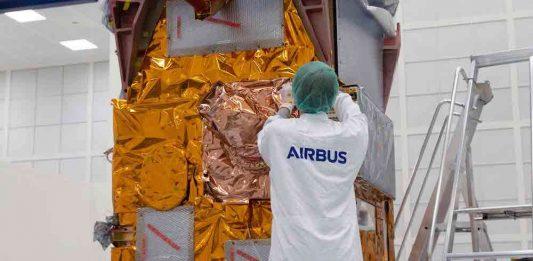 Airbus completa l'integrazione del 3° Copernicus Sentinel-2