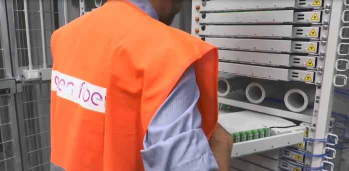 Open Fiber, collegato il primo utente pugliese nell'area industriale di Presicce