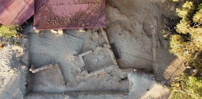 Oltre 100 studenti spagnoli, messicani, russi e italiani scavano presso le mura Timolontee di Gela