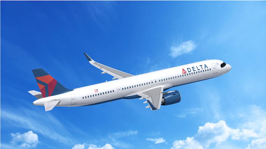 Delta Air Lines ordina ulteriori 30 aeromobili Airbus A321neo