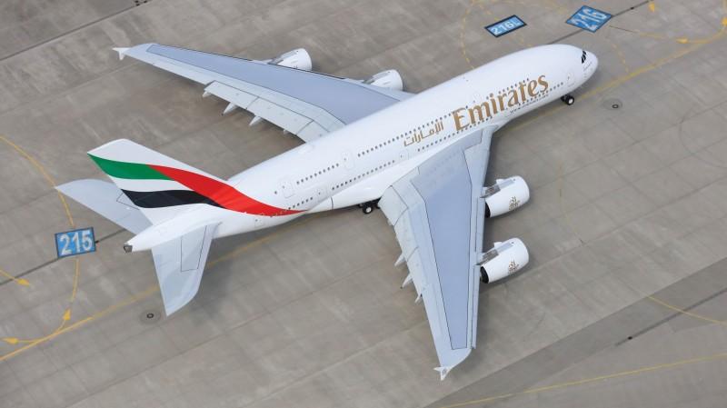 Emirates completa la flotta degli A380 con tre nuovi modelli a novembre
