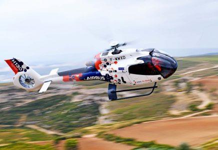 Airbus Helicopters inizia i test di volo con il sistema di back-up del motore