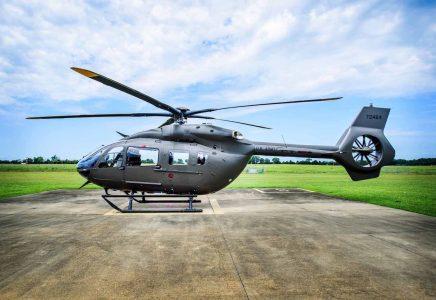 Airbus consegna il primo elicottero UH-72B Lakota alla U.S. Army National Guard